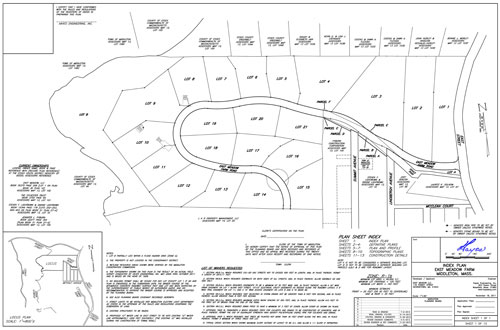 East Meadow Farm, Middleton, MA (21 Lots)
